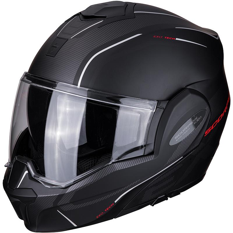 SCORPION-Casque EXO-TECH TIME-OFF