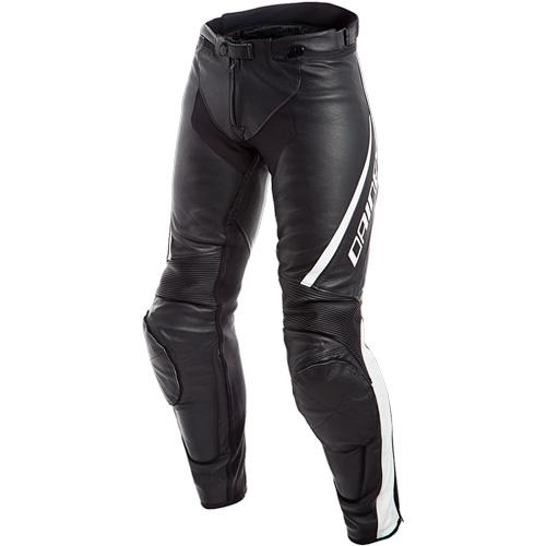 dainese-Pantalon cuir ASSEN LADY