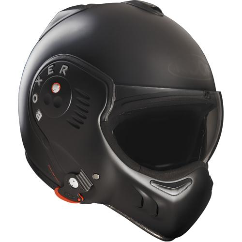 ROOF-Casque Boxer V8 Full Black