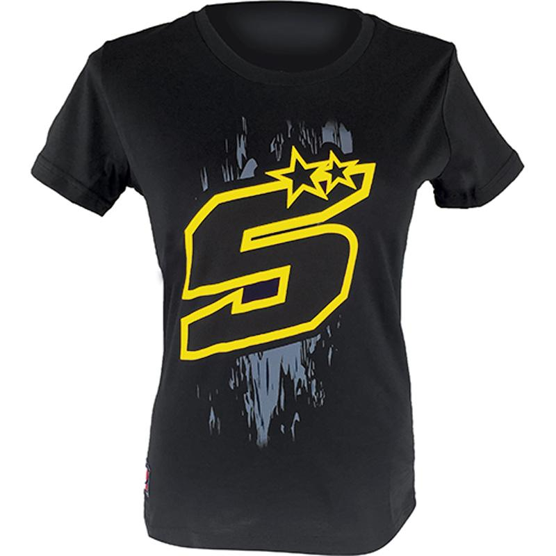 zarco-Tee Shirt Zarco Z5 D Gold Woman