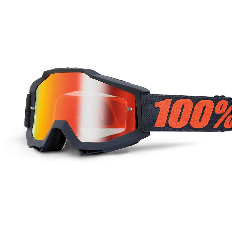100-Masque cross ACCURI GUN METAL