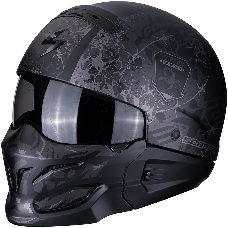 SCORPION-Casque EXO-COMBAT STEALTH