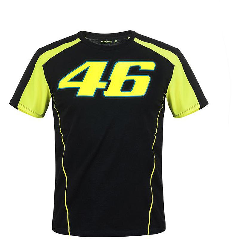 VR46-Tee Shirt Tee Race