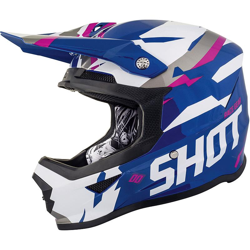 shot-Casque cross FURIOUS SCORE
