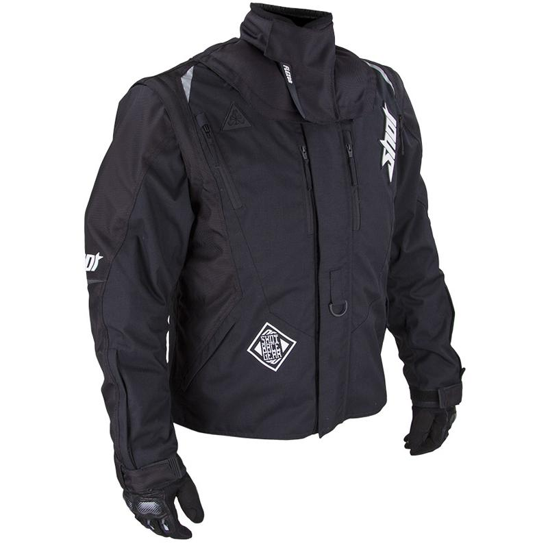 SHOT-Veste enduro FLEXOR ADVANCE