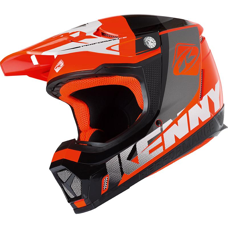 kenny-2-Casque cross PERFORMANCE