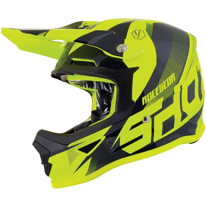 shot-Casque cross FURIOUS KID ULTIMATE