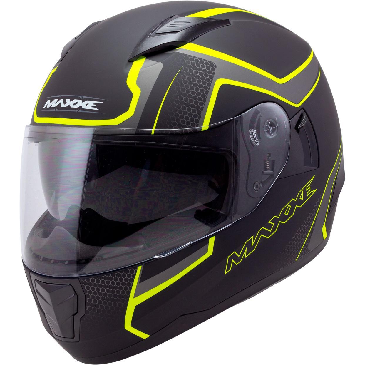 Casque Moto Moto Axxefr