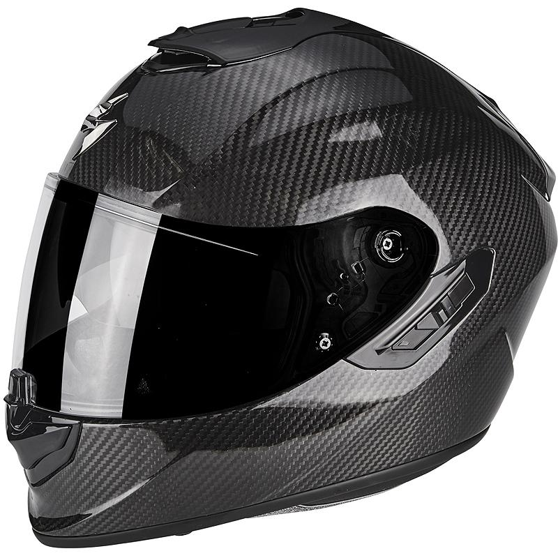 SCORPION-Casque Exo-1400 Carbon Air Solid