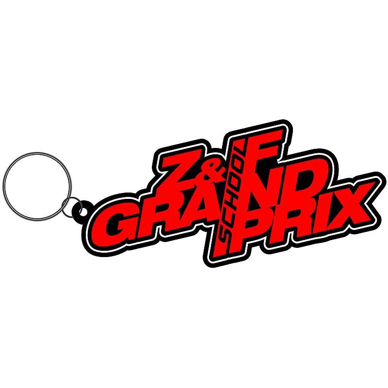 ZARCO-Porte-Clés Z&F Grand Prix