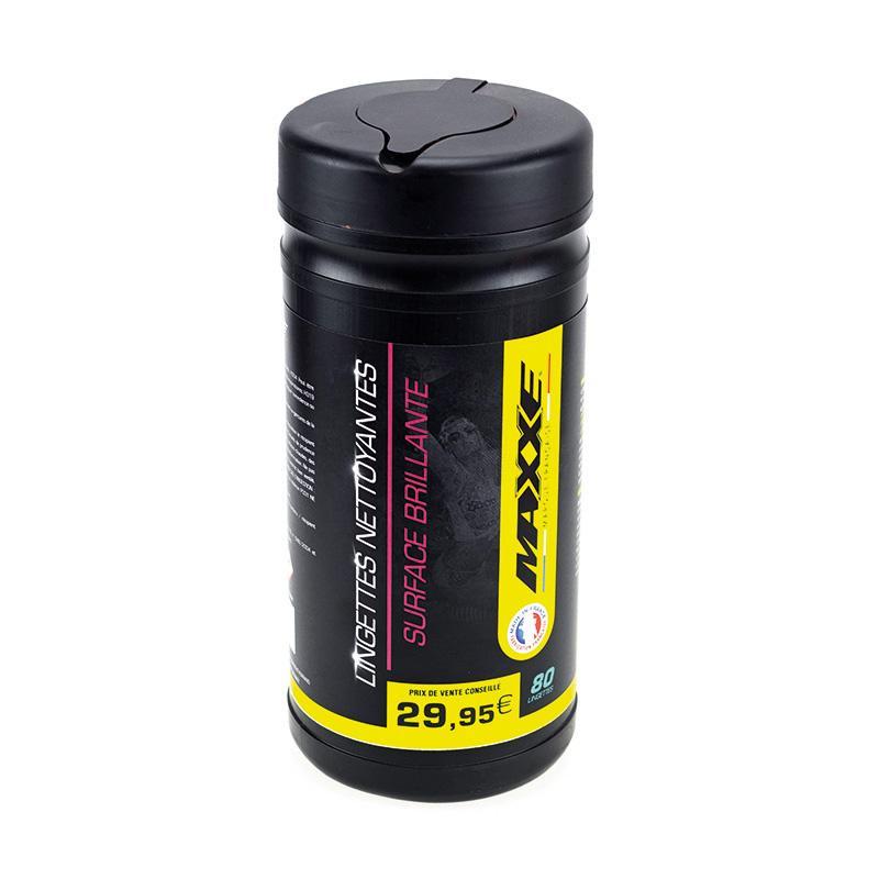 MAXXE-Boîte 80 Lingettes Motonet Surface Brillante