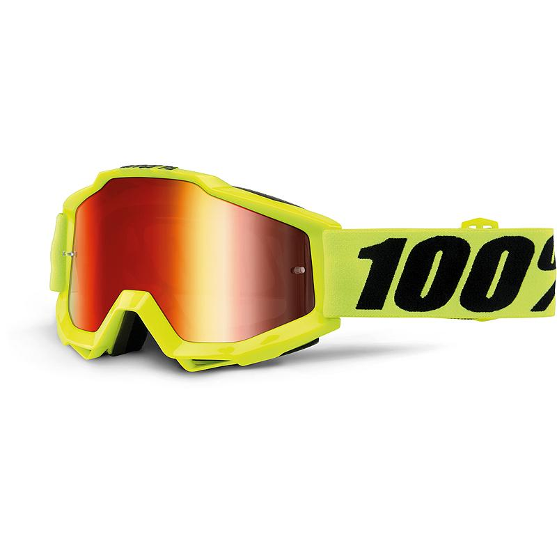 100-Masque cross ACCURI FLUO