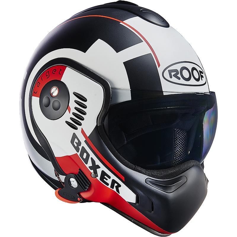 ROOF-Casque Boxer V8 Target