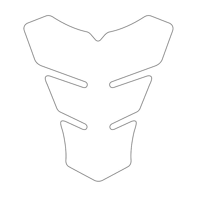 maxxe-2-Protège Réservoir Block Uni