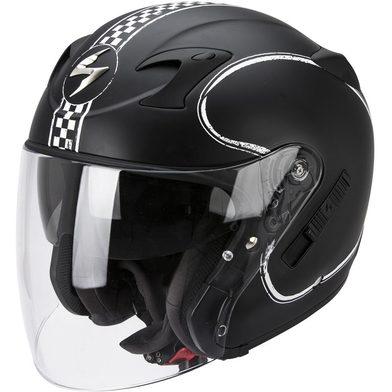 scorpion-Casque Exo-220 Bixby