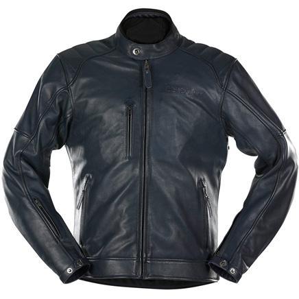 Veste moto Bering Chino Noir Taupe en Stock  