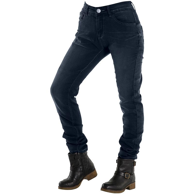 OVERLAP-Jeans City Lady Navy