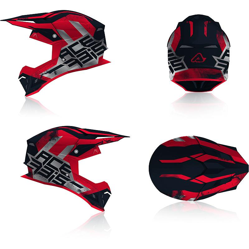 acerbis-Casque cross PROFILE 4.0