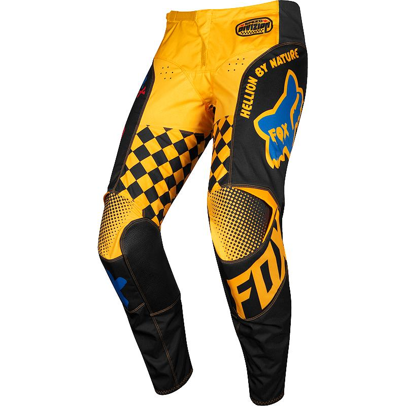 FOX-Pantalon cross 180 CZAR
