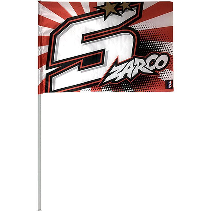 ZARCO-Drapeau Johann Zarco 5