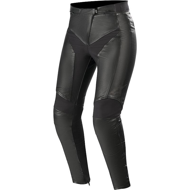 ALPINESTARS-Pantalon cuir VIKA V2