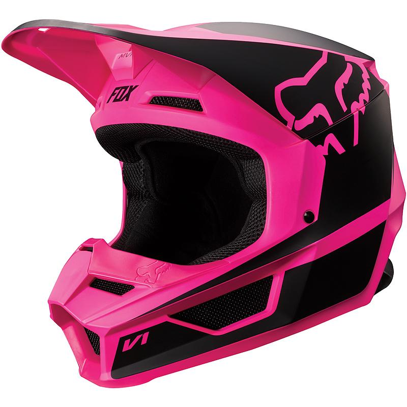 FOX-Casque cross V1 YOUTH PRZM