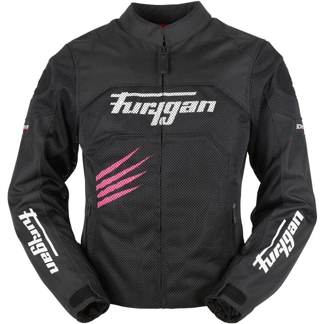 furygan-Blouson ROCK LADY VENTED