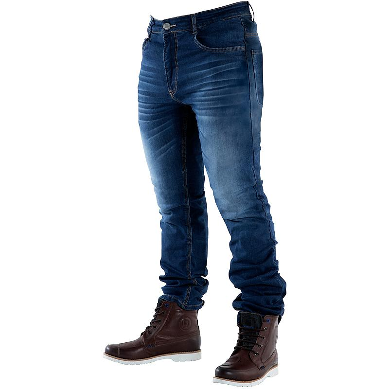 OVERLAP-Jeans Street Smalt