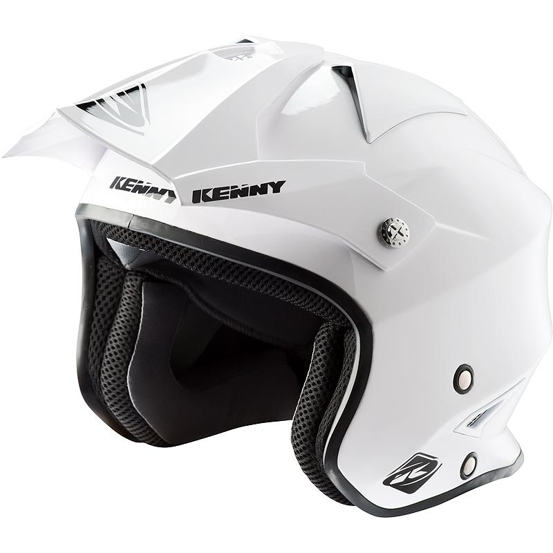 kenny-Casque Trial TRIAL AIR SOLID