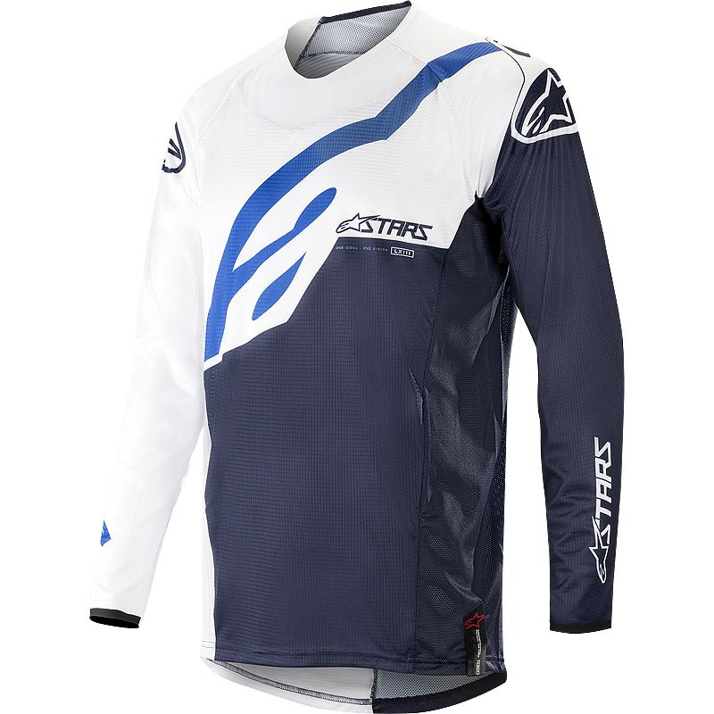 alpinestars-Maillot cross TECHSTAR FACTORY