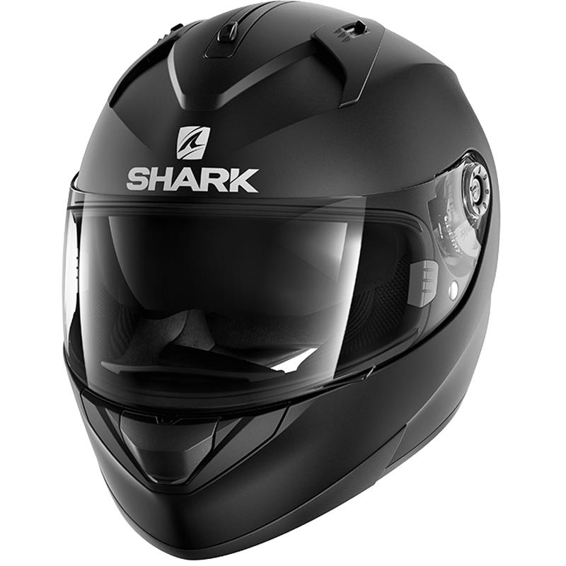 Shark-Casque Ridill Blank Mat