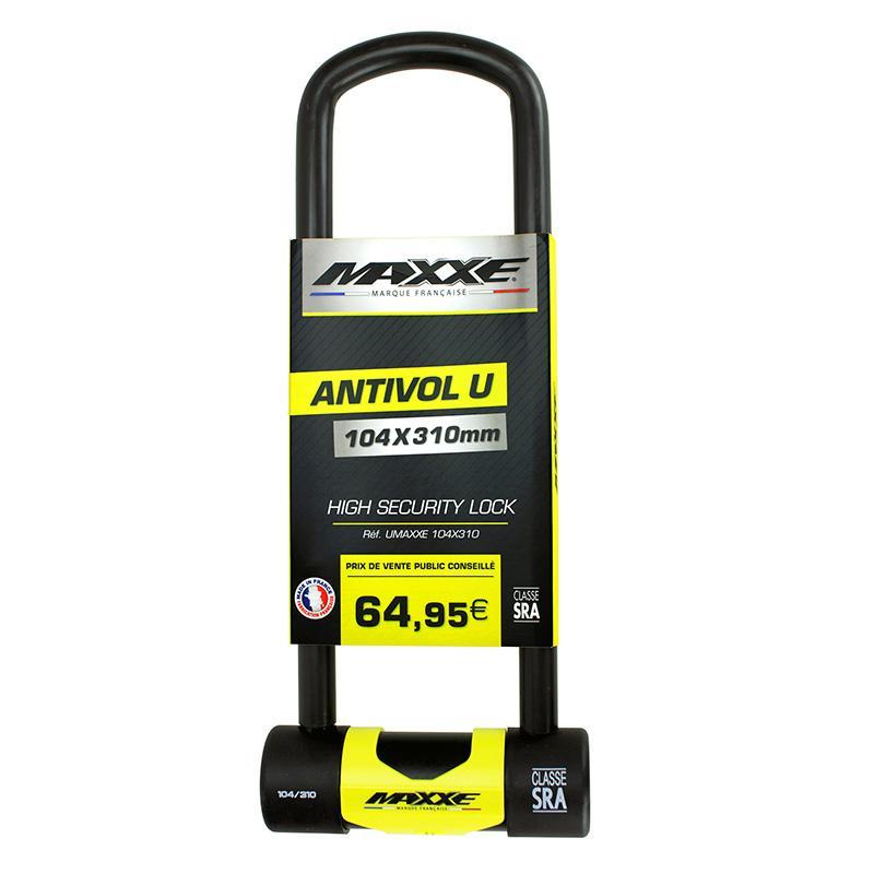 MAXXE-Antivol U 104 X 310