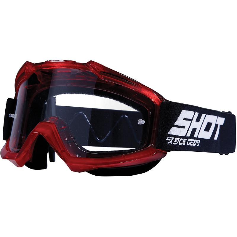 shot-Masque cross ASSAULT TRANSPARENT