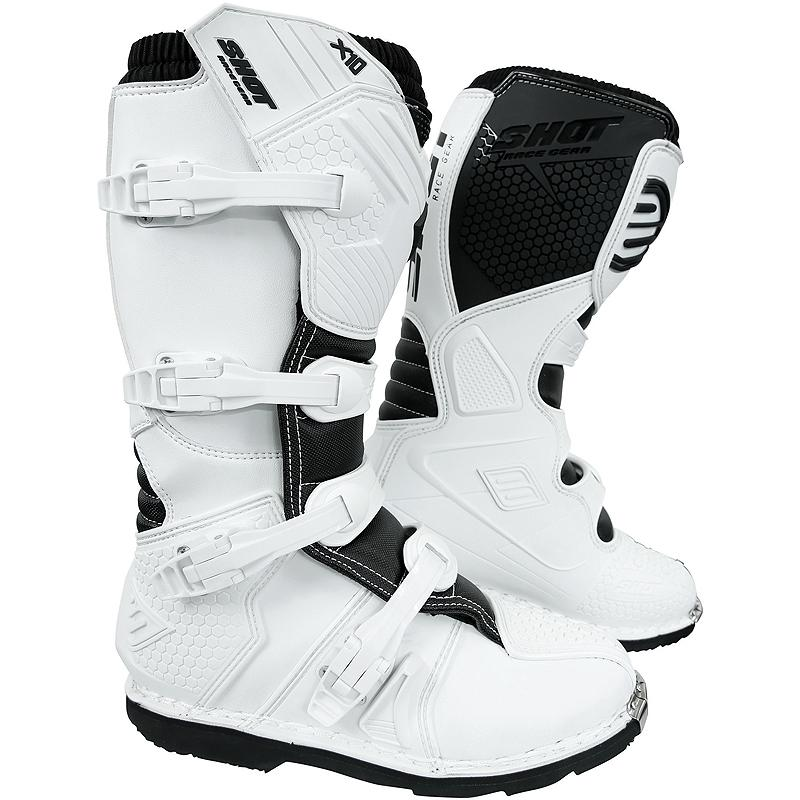 shot-Bottes cross X10 2.0