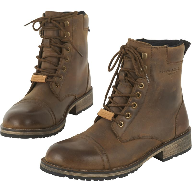 furygan-Bottines Caprino D3O Sympatex