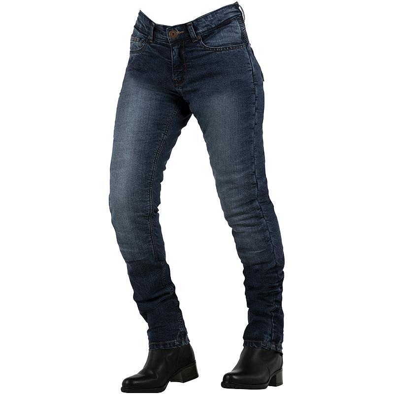 OVERLAP-Jeans City Lady Smalt