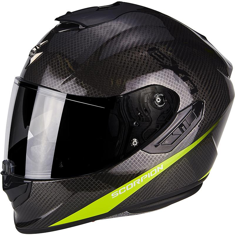 scorpion-Casque Exo-1400 Carbon Air Pure