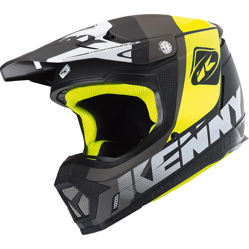 kenny-Casque cross PERFORMANCE