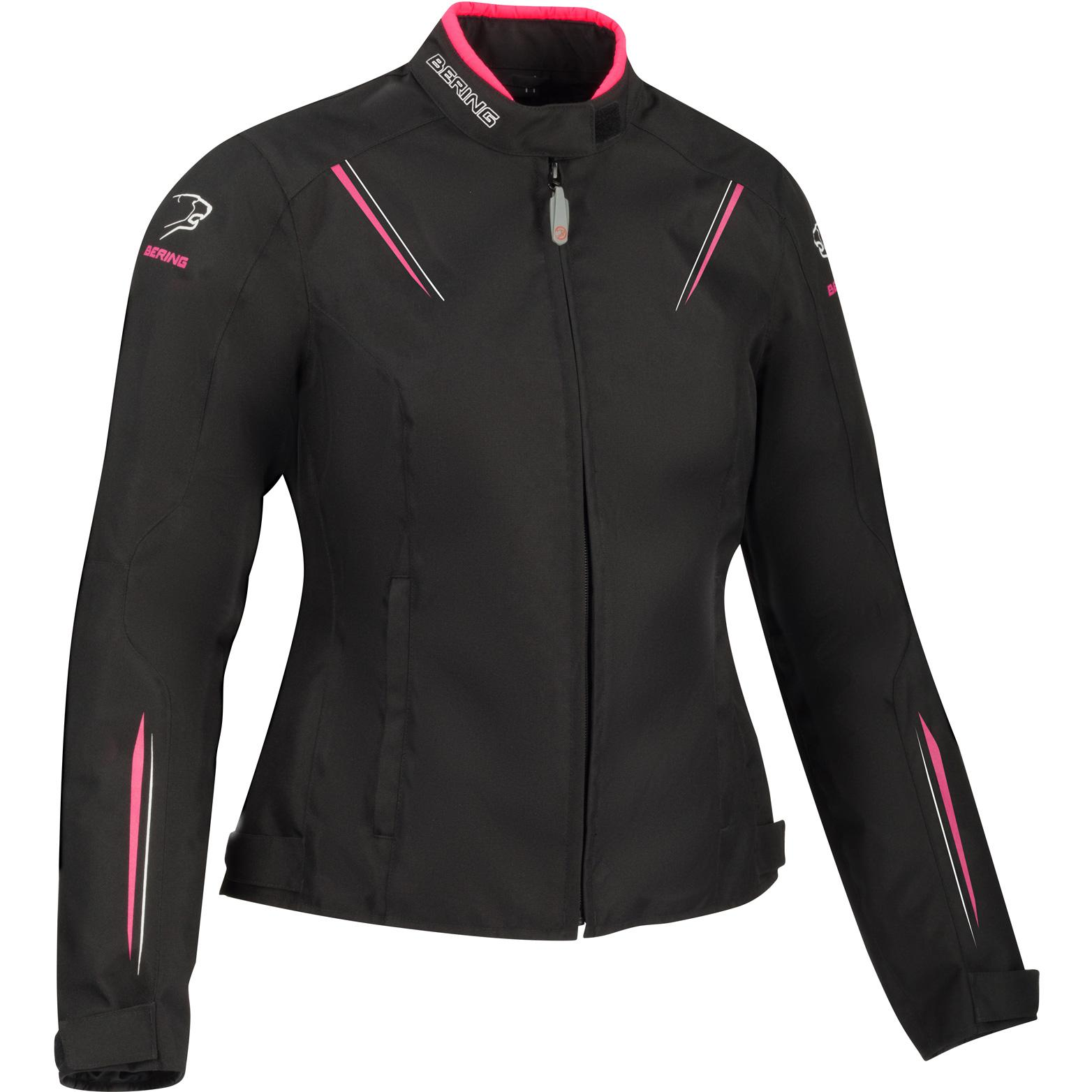 Black Friday Blouson LADY RIKO QUEENSIZE BERING Noir