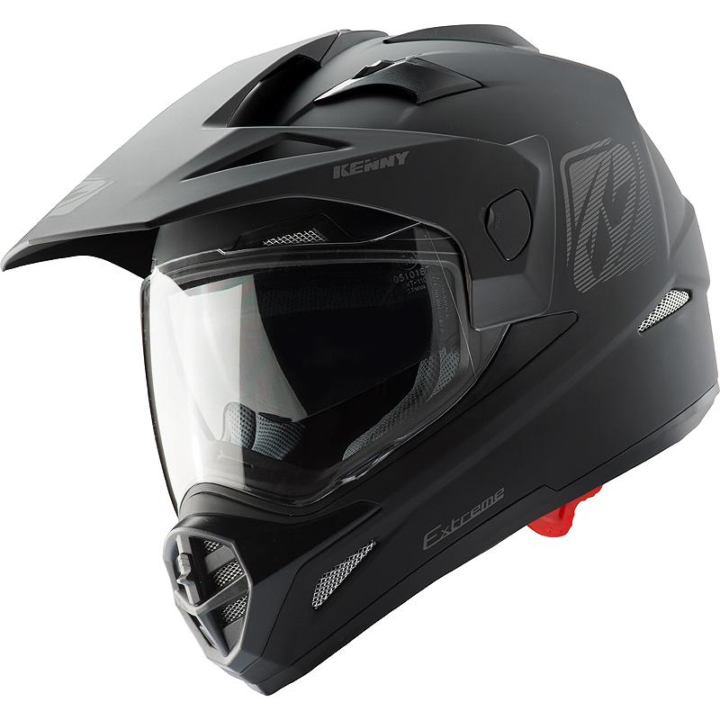 KENNY-Casque quad EXTREME SOLID
