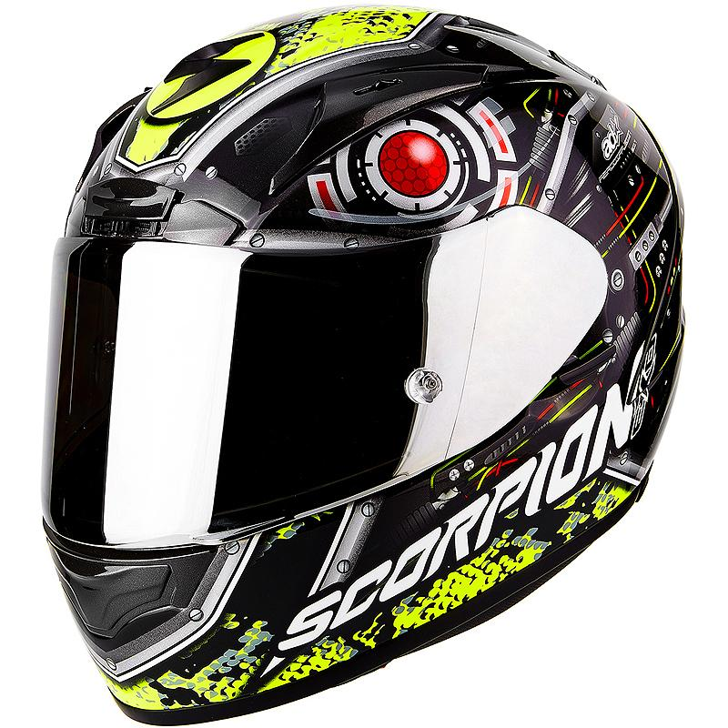 5860c839ca5d5 SCORPION-Casque Exo-2000 Evo Air Lacaze Replica