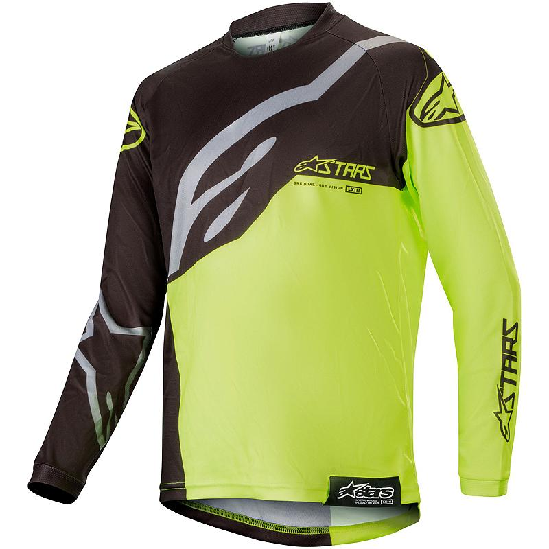 ALPINESTARS-Maillot cross YOUTH RACER FACTORY