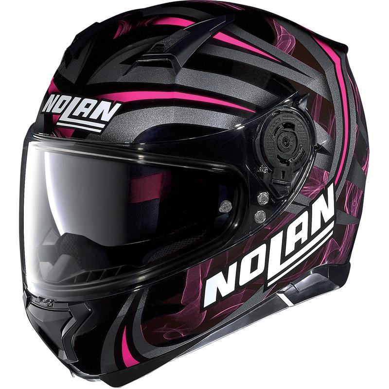 NOLAN-Casque N87 Ledlight N-Com