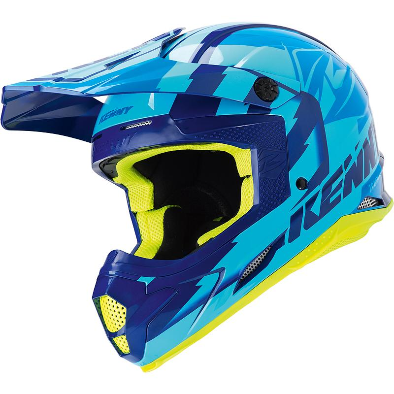 kenny-Casque cross TRACK