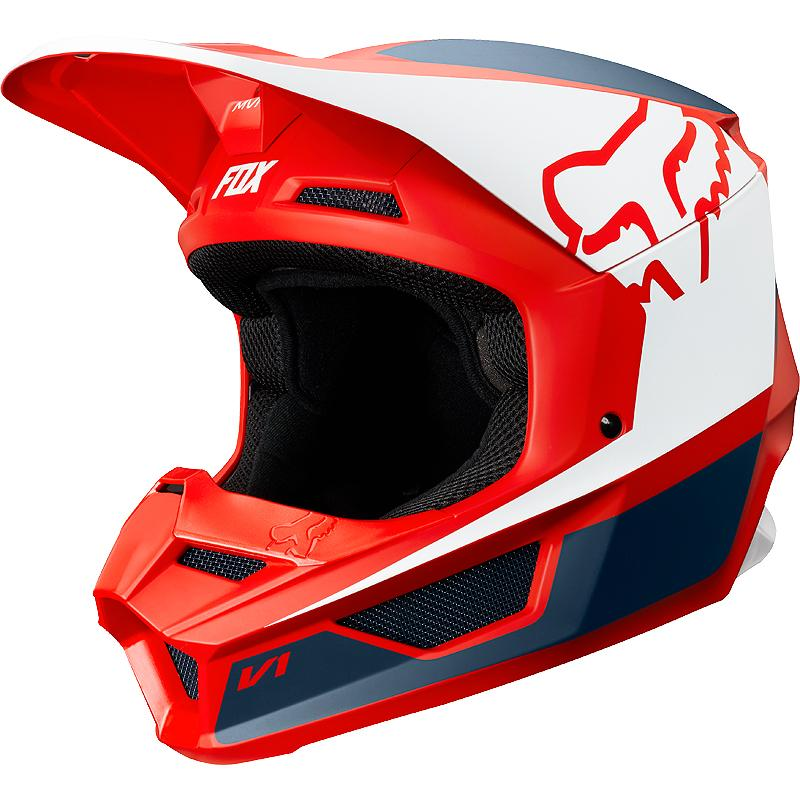 FOX-Casque cross V1 PRZM