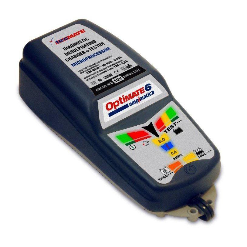 OPTIMATE-Chargeur De Batterie Optimate 6
