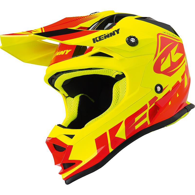 kenny-Casque cross TRACK KID