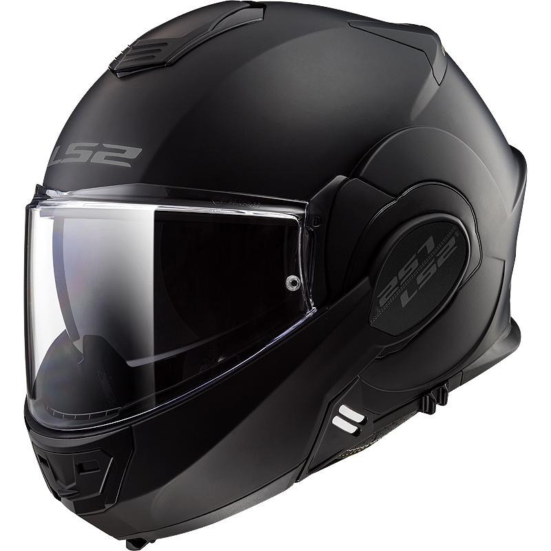 LS2-Casque Ff399 Valiant Limited Black S