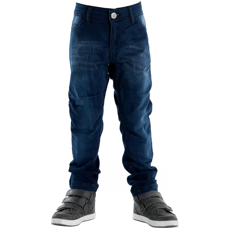 overlap-Jeans Street Kid Smalt