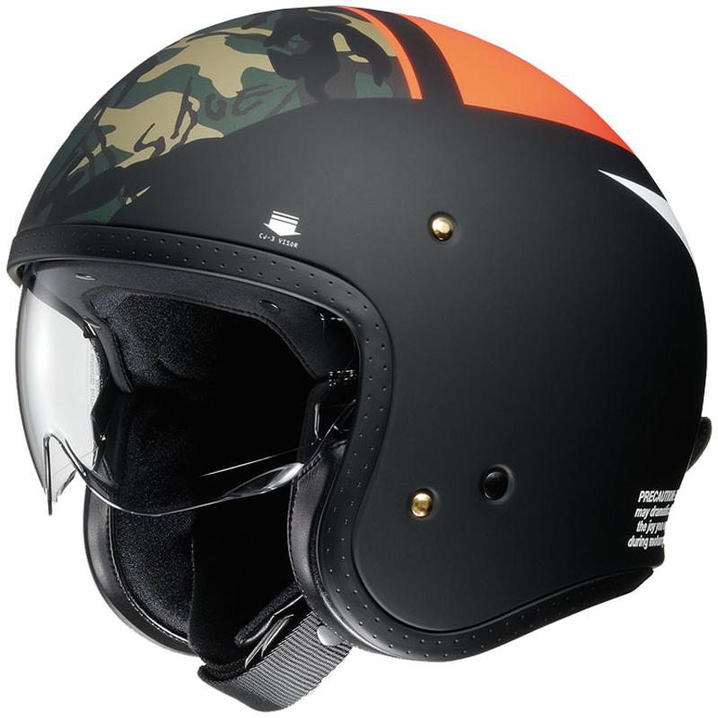shoei-Casque J-O Seafire